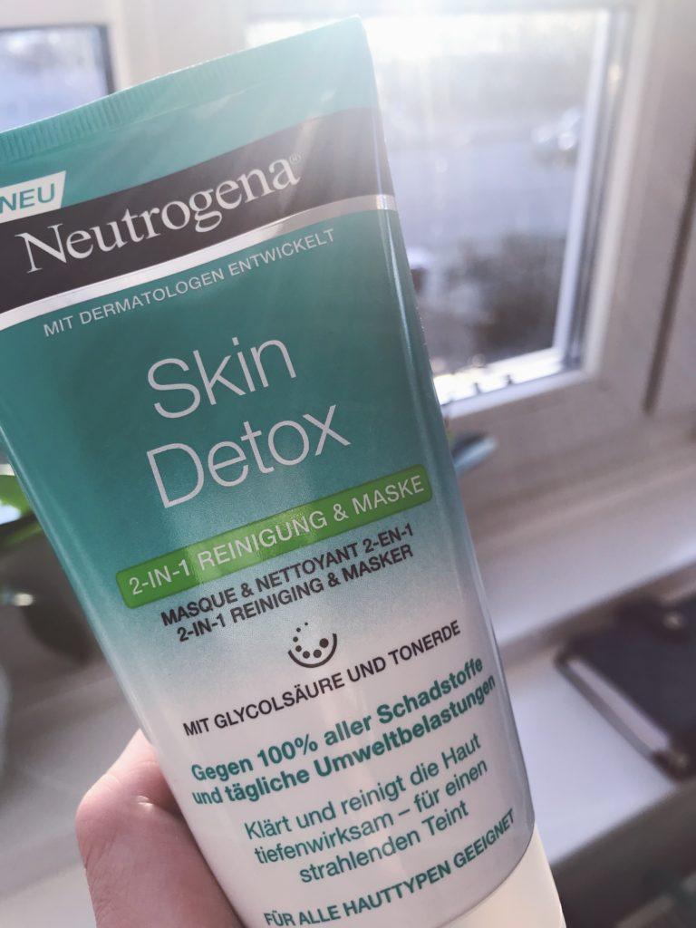 Neutrogena Skin Detox Test